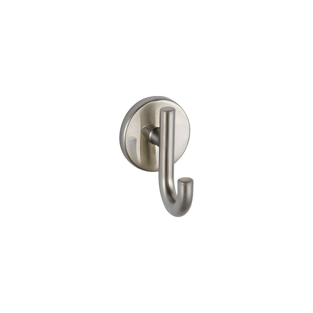 Delta Trinsic Robe Hook, Stainless Steel