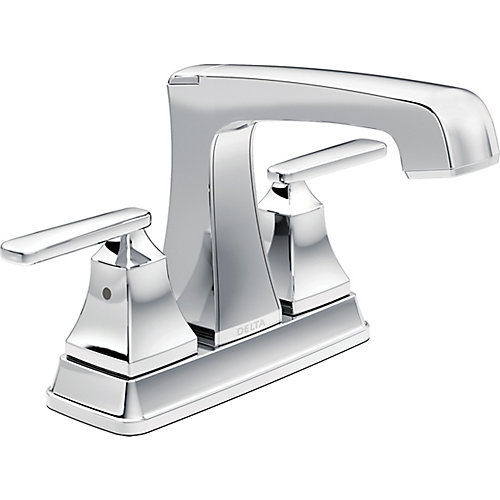 Ashlyn Two Handle Centerset Lavatory Faucet, Chrome