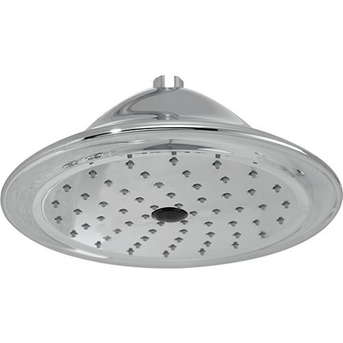 Delta Cassidy Shower Head, Chrome