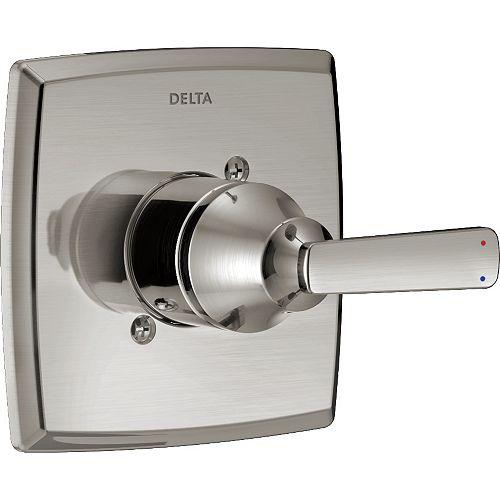Delta Ashlyn 14 Series MultiChoice Valve Trim in Stainless Steel (Valve Sold Separately)