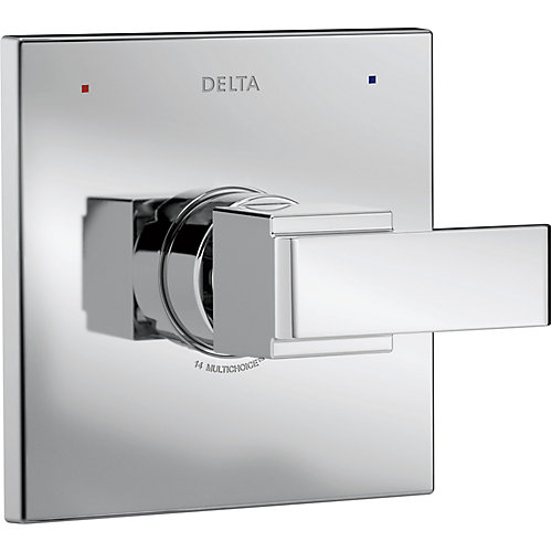 Ara Monitor 14 Series Valve Only Trim, Chrome (Valve Sold Separately)
