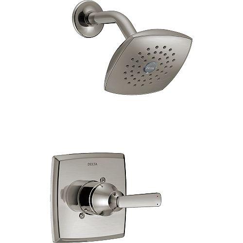 Delta Ashlyn Shower Only Trim, Stainless Steel (Valve Sold Separately)