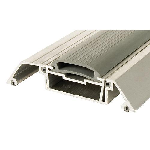 36po Seuils de porte réglables en aluminium et vinyle