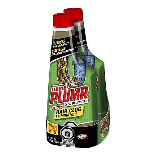 Hair Clog EliminatorMC de Liquid-Plumr