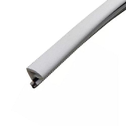 1po x 81po Joints de  montant de porte de rechange de première qualité - Blanc