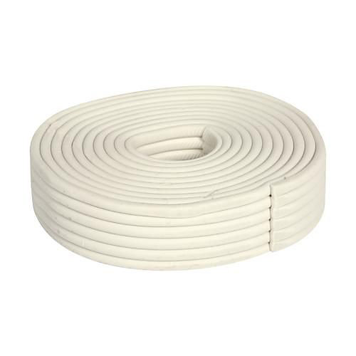 30pi Coupe-froid de calfeutrant flexible - Blanc
