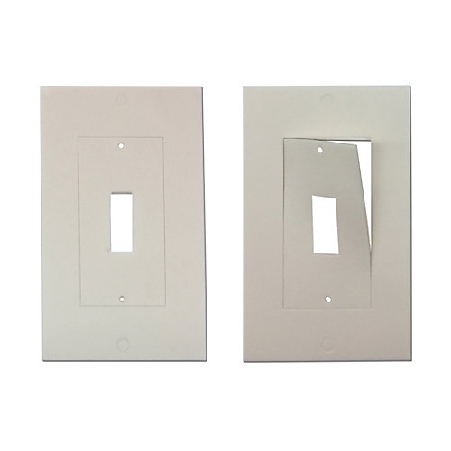Insulated Light Switch Plate Sealers