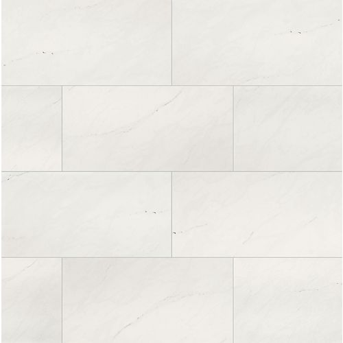 MSI Stone ULC Aria Ice 12-inch x 24-inch Polished Porcelain Floor and Wall Tile (16 sq.ft. / case)