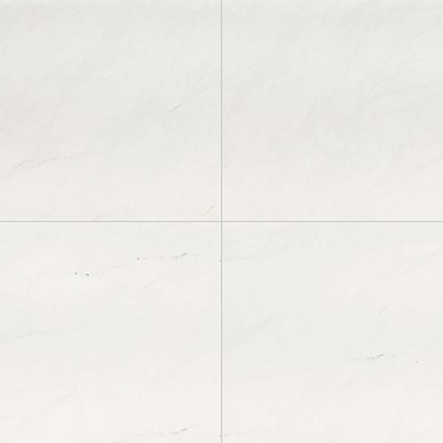 Aria Ice 24-inch x 24-inch Polished Porcelain Floor and Wall Tile (16 sq.ft. / Case)