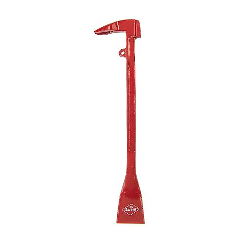 Multi-Bar 3 in 1 11.75 inch : Pry bar, nail puller, hammer