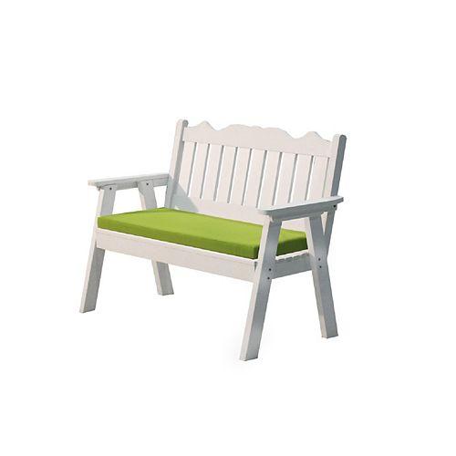 Echo Garden Bench Cushion - Macaw