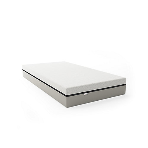 Sleep Collection Deluxe 10 inch Twin/Single Memory Foam Mattress
