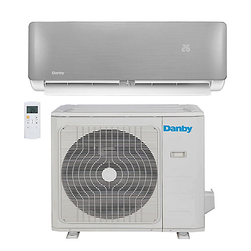 24,000 BTU Ductless Mini Split Air Conditioner