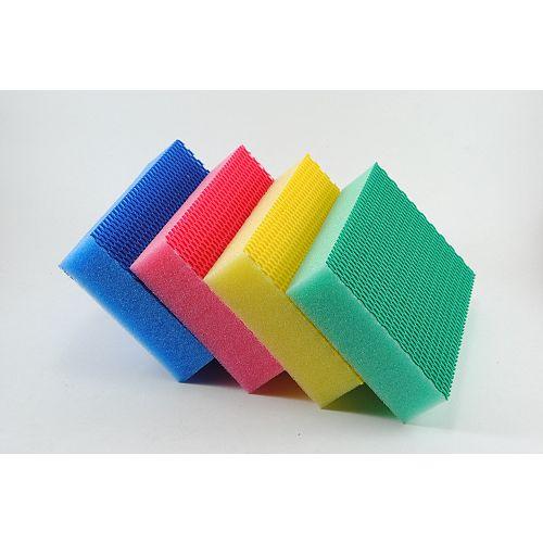 Evo Heavy Duty Non Scratches Scrub Sponge (8 - Piece assorted colors)