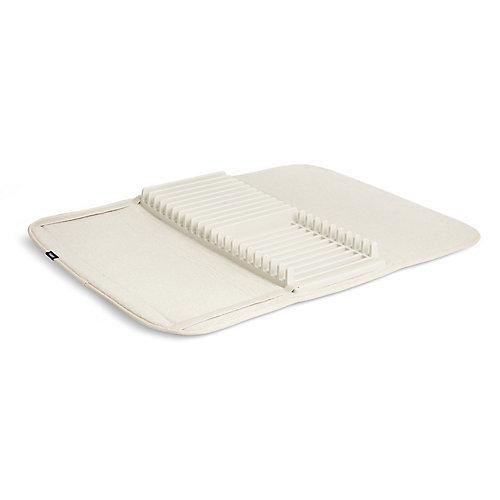 UDRY Rack de séchage de vaisselle et Tapis à vaisselle en microfibres