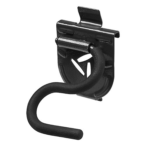 5-inch H x 2.75-inch W x 1-inch D S Hook for GearTrack or GearWall