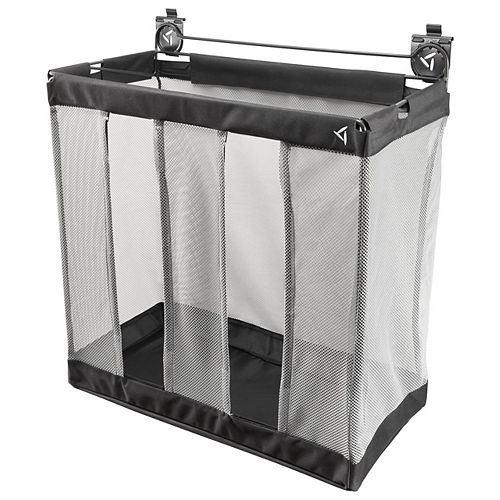 24-inch W Ball Caddy Garage Storage for GearTrack or GearWall