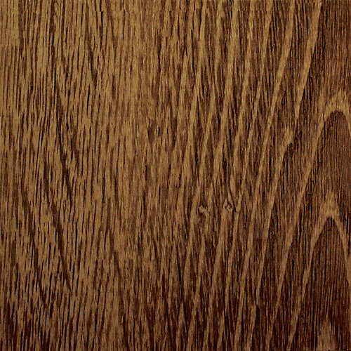 Échantillon - Planche, vinyle de luxe, 8,7 po x 47,6 po, chêne Woodacres
