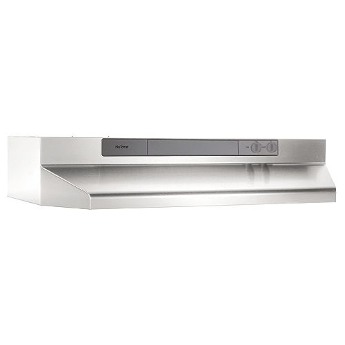 Under Cabinet Range Hoods NU3 Series 190 CFM 30 inch Stainless Steel