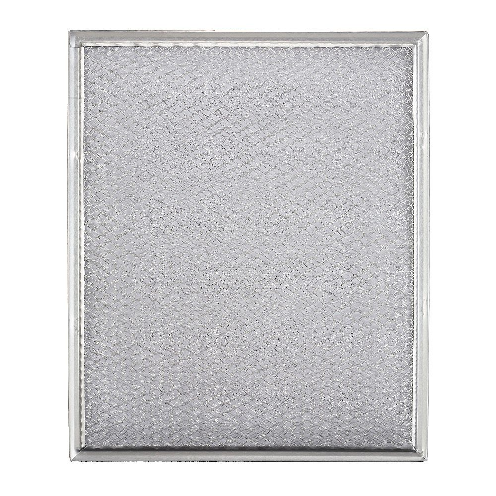 Broan-NuTone Aluminum Replacement Grease Filter 10.5 inch X 8.75 inch