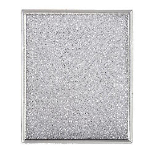 Filtre de remplacement en aluminium 10,5 po X 8,75 po
