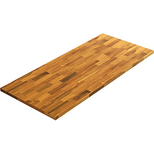 Acacia Project Panel - Golden Teak 16inch x 36inch x 0.71inch