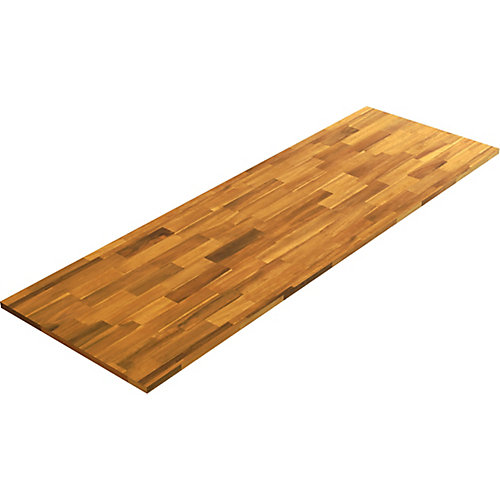 Acacia Project Panel - Golden Teak 20inch x 60inch x 0.71inch