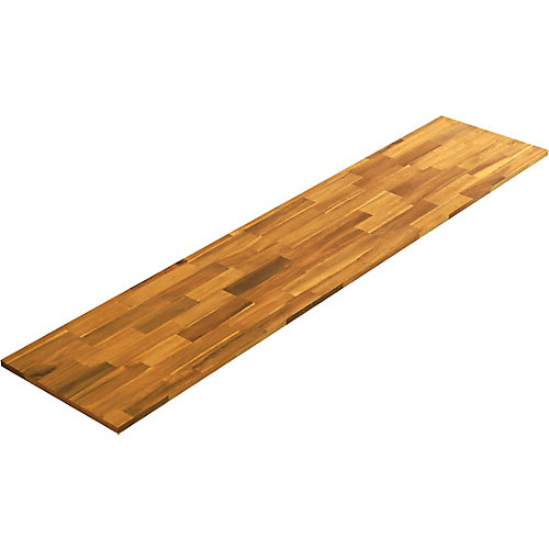 Acacia Project Panel - Golden Teak 16inch x 72inch x 0.71inch