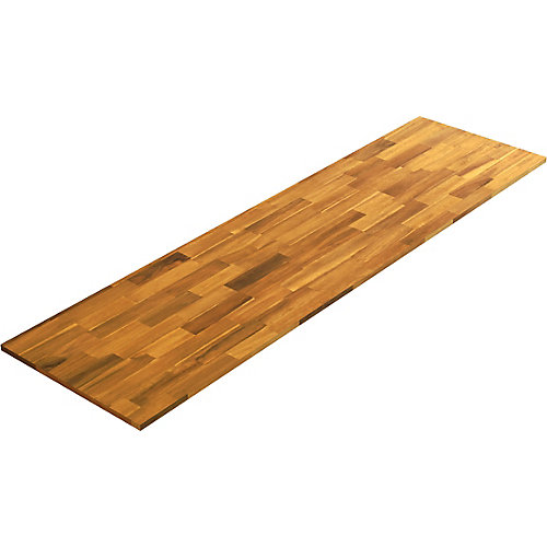 Acacia Project Panel - Golden Teak 20inch x 72inch x 0.71inch