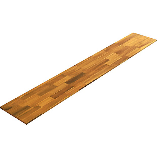 Acacia Project Panel - Golden Teak 16inch x 96inch x 0.71inch