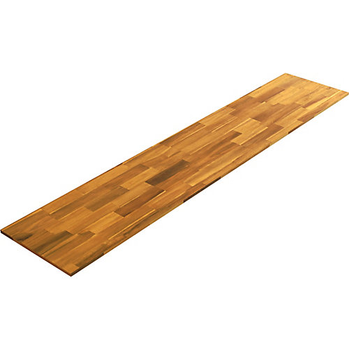 Acacia Project Panel - Golden Teak 20inch x 96inch x 0.71inch