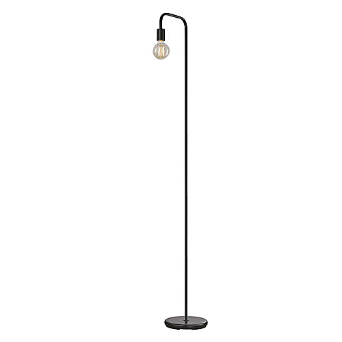 Holden 70 Inch Black Floor Lamp