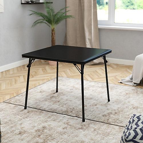 Table à carte pliante