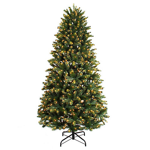 7.5 ft. Townsend LED Pre-Lit Fir Tree