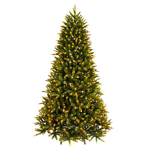 7.5 ft. Regal Fir LED Pre-Lit Christmas Tree