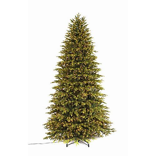 9 ft. LED Pre-Lit Aspen Fir Tree