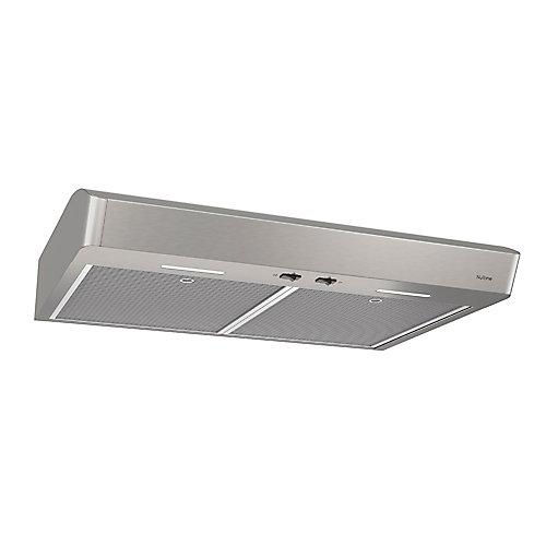 Under Cabinet Range Hoods MANTRA Series 300 CFM 30IN Stainless Steel
