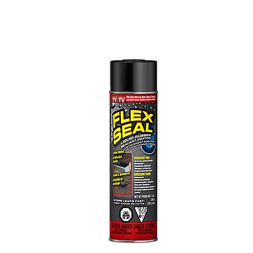 14-fl oz Aerosol Spray Rubberized Coating in Black