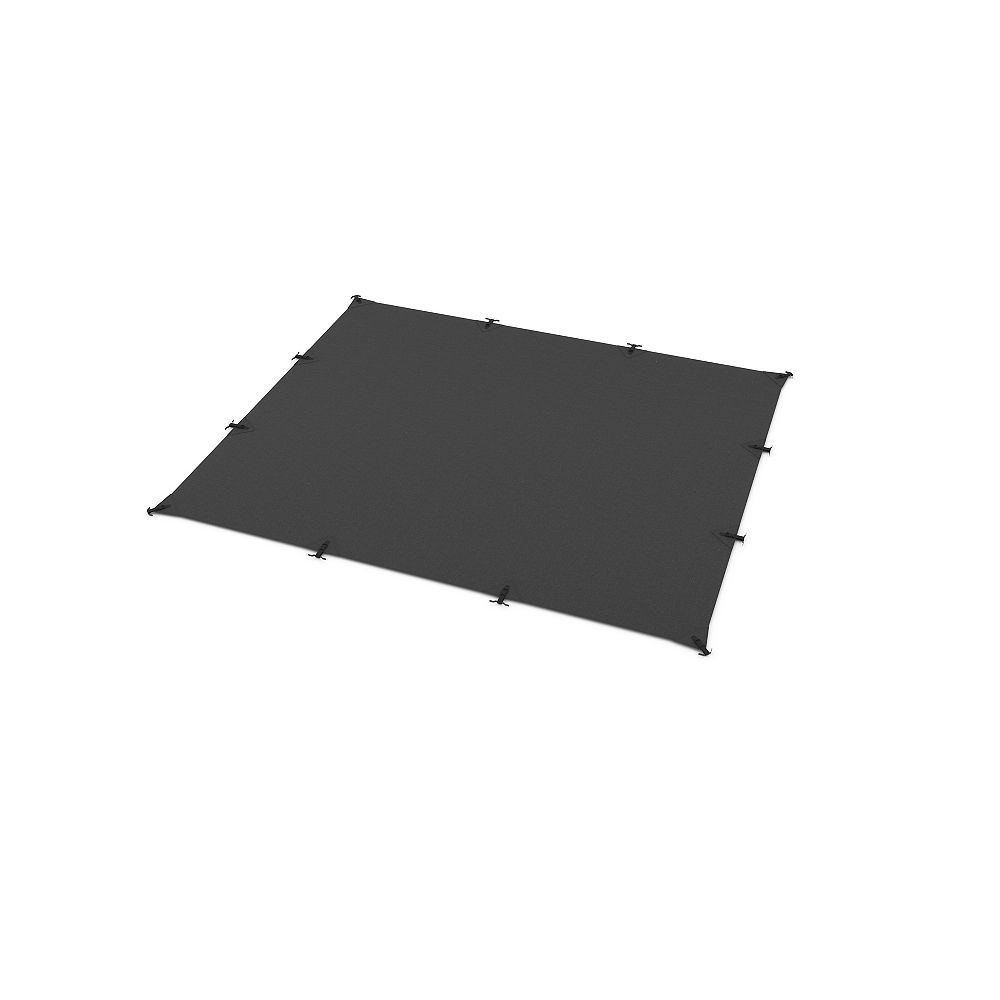 TOJAGRID 10 ft. X 12 ft. Patio Shade Sail