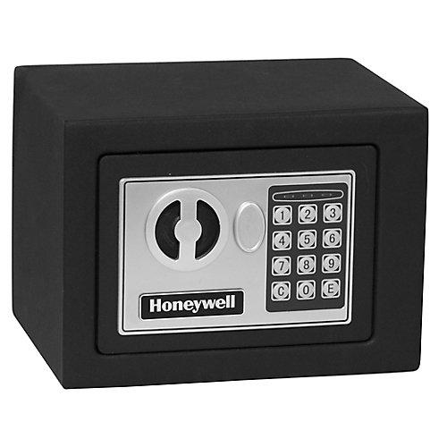 Small Steel Digital Security Safe .17 cu ft.