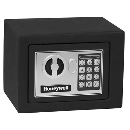 Small Steel Digital Security Safe .17 cu ft.