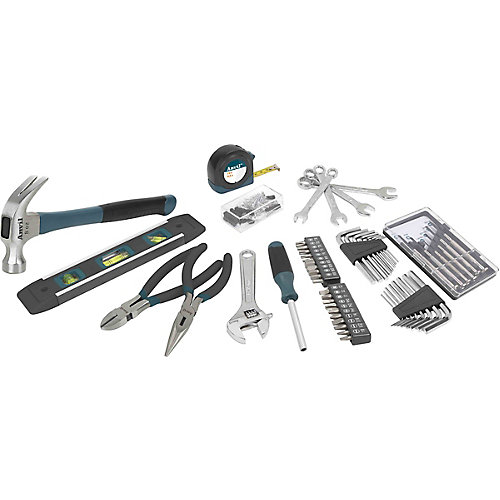 143-Piece Home Tool Set