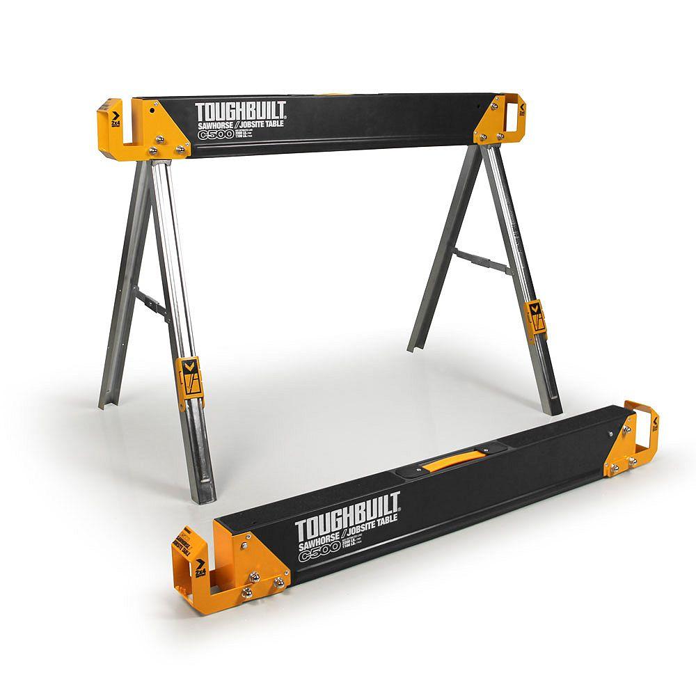 TOUGHBUILT C500 Sawhorse / Jobsite Table