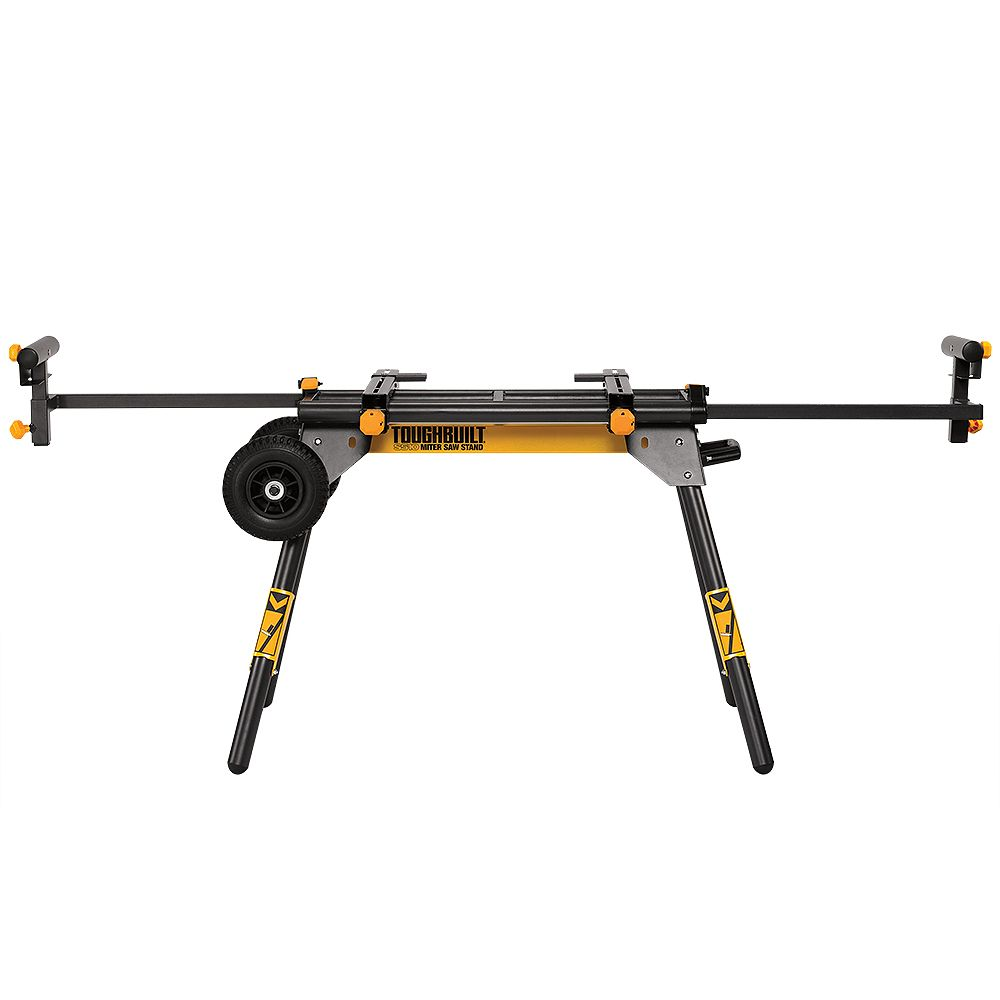 TOUGHBUILT Universal 77 inch Miter Saw Stand
