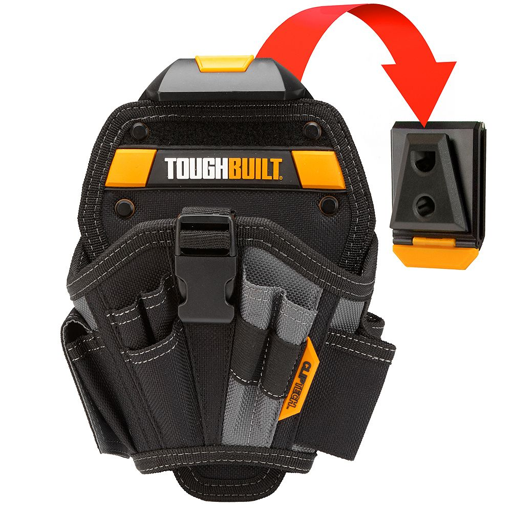 TOUGHBUILT Drill Holster-Large