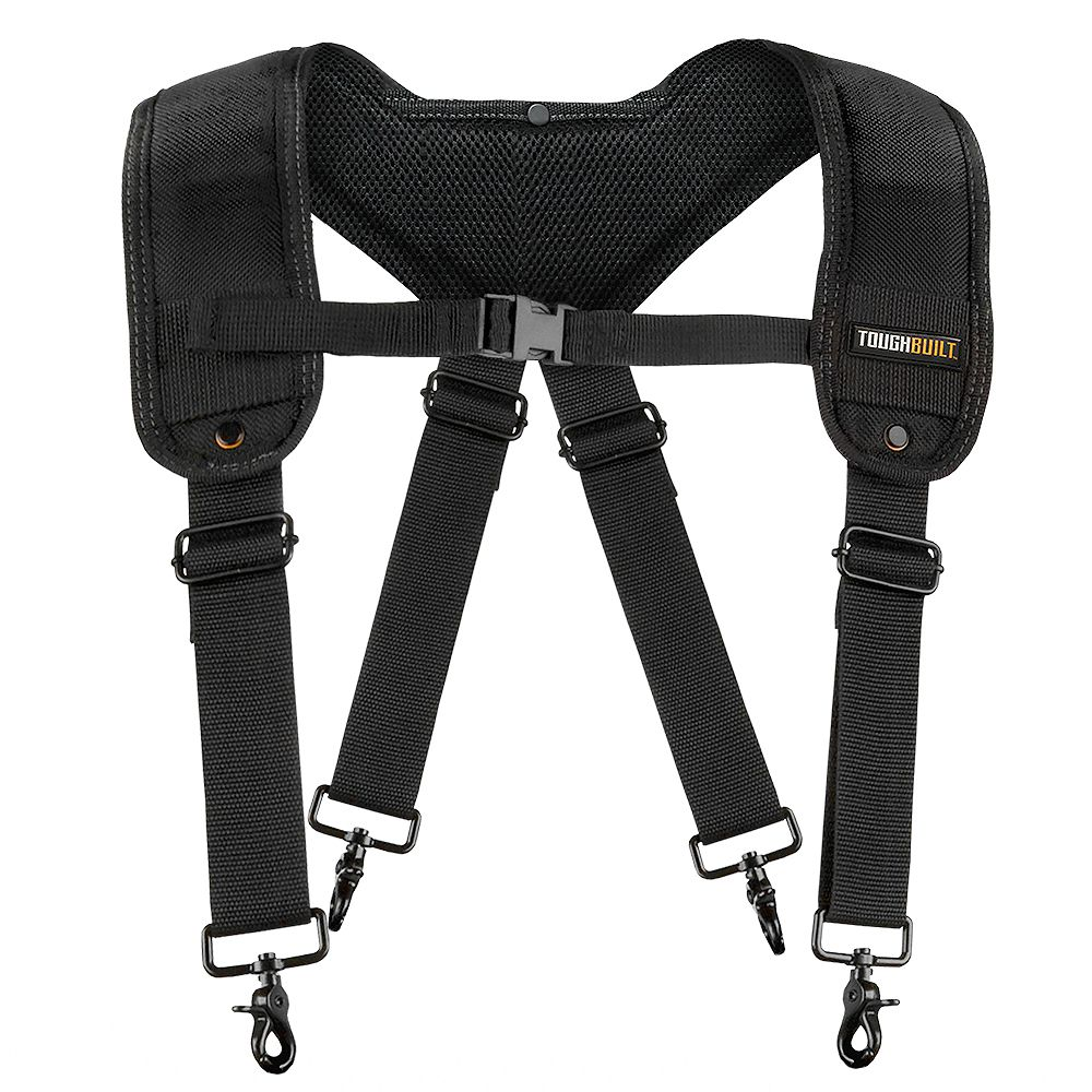 TOUGHBUILT Padded Suspenders