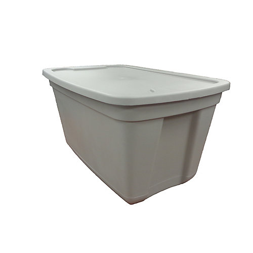 76L Storage Container Grey