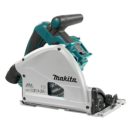 18Vx2 (36V) LXT Brushless 6-1/2 inch Plunge Cut Saw (Tool only)