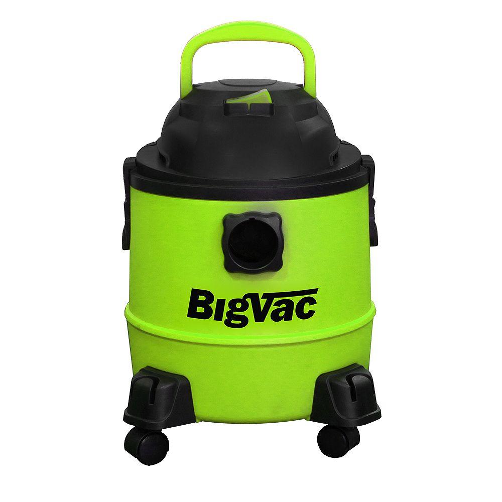 Big Vac 5 Gallon Poly Vacuum