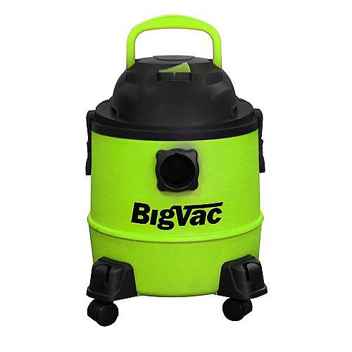 5 Gallon Poly Vacuum